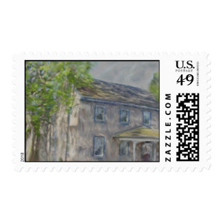 Upstate New York Postage