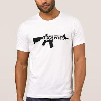 upstate. vintage gun brand. T-Shirt