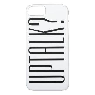 ¿Uptalk…? Funda iPhone 7