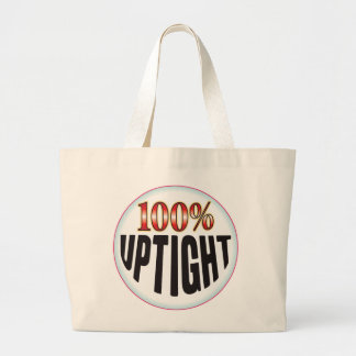Uptight Tag Tote Bags