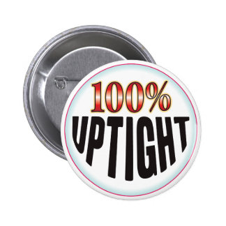 Uptight Tag Pinback Buttons