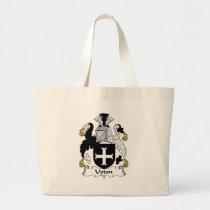 Upton Family Crest Bag
