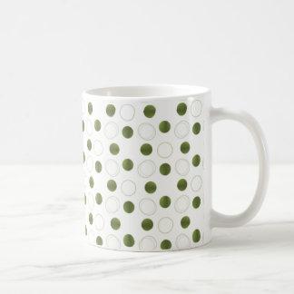 Uptown Bliss Mug, Clover Green Coffee Mug