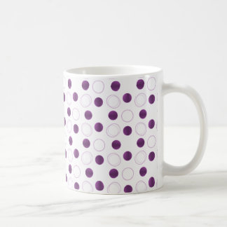 Uptown Bliss Mug, Purple Coffee Mug