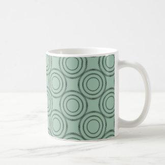 Uptown Class Mug, Sage Coffee Mug