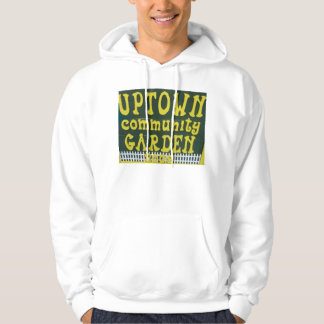 Uptown Community Garden hoodie