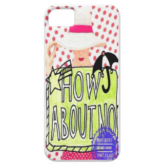 Uptown Girl Fashion iPhone 5 5 case iPhone 5 Cover