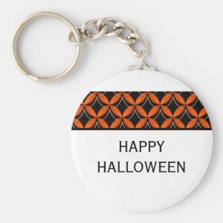 Uptown Glam Fancy Halloween Keychain