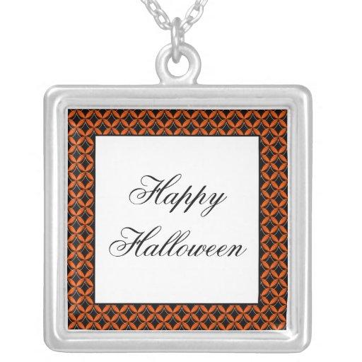 Uptown Glam Fancy Halloween Necklace