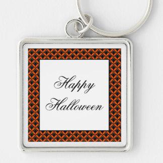 Uptown Glam Fancy Halloween Premium Keychain