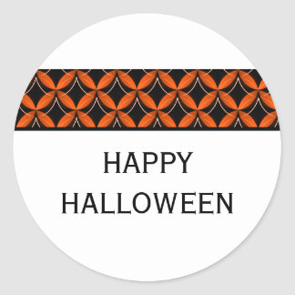 Uptown Glam Fancy Halloween Stickers