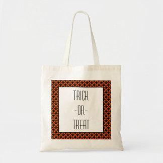 Uptown Glam Fancy Halloween Trick or Treat Bag