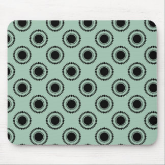 Uptown Hipster Mousepad, Sage