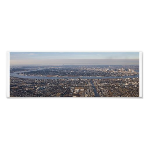 Uptown New Orleans Aerial Photo