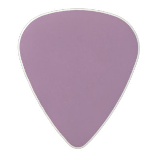 Uptown Purple-Royal Purple-Uptown Girl-Designer Acetal Guitar Pick