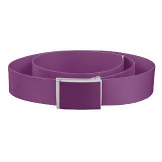 Uptown Purple-Royal Purple-Uptown Girl-Designer Belt