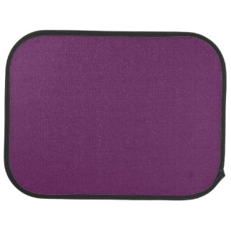 Uptown Purple-Royal Purple-Uptown Girl-Designer Car Floor Mat