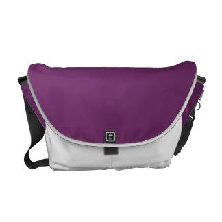 Uptown Purple-Royal Purple-Uptown Girl-Designer Courier Bags