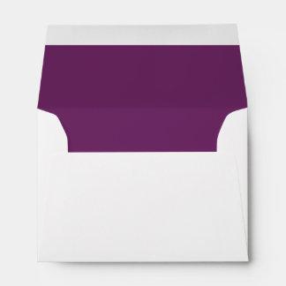 Uptown Purple-Royal Purple-Uptown Girl-Designer Envelope