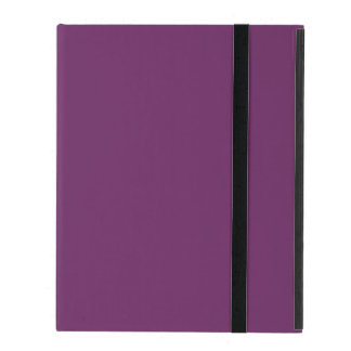 Uptown Purple-Royal Purple-Uptown Girl-Designer iPad Folio Case