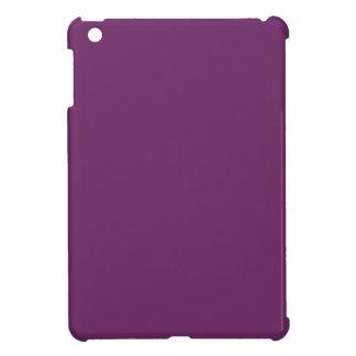 Uptown Purple-Royal Purple-Uptown Girl-Designer iPad Mini Cover
