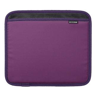 Uptown Purple-Royal Purple-Uptown Girl-Designer iPad Sleeve