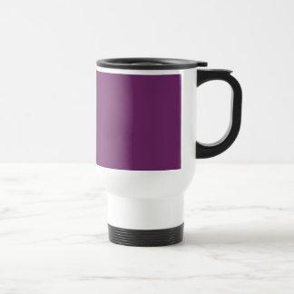 Uptown Purple-Royal Purple-Uptown Girl-Designer 15 Oz Stainless Steel Travel Mug