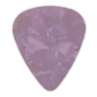 Uptown Purple-Royal Purple-Uptown Girl-Designer Pearl Celluloid Guitar Pick