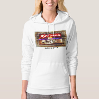 Uptown Theater Welcome President Obama Kansas City Hoodie
