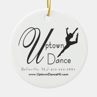 UptownDance ornament