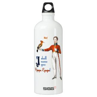 Upupa Epops Water Bottle
