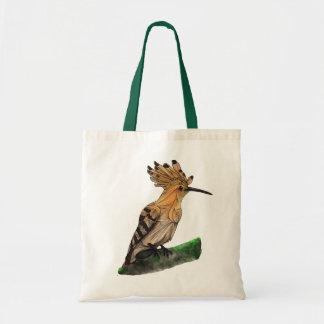 Upupa Tote Bag