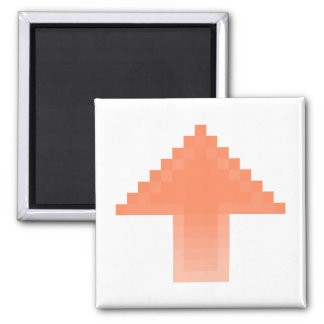 Upvote 2 Inch Square Magnet