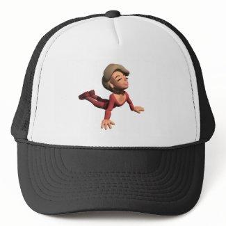 Upward Dog Yoga hat