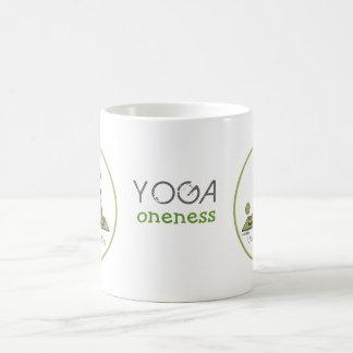 Upward Facing Dog - yoga pose Classic White Coffee Mug