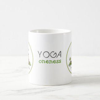 Upward Facing Dog - yoga pose Coffee Mug