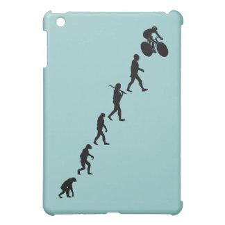 Upwardly Evolving Bicycle Design iPad Mini Cases