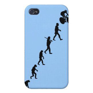 Upwardly Evolving Bicycle Design Cases For iPhone 4