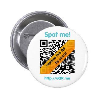 uQR.me button