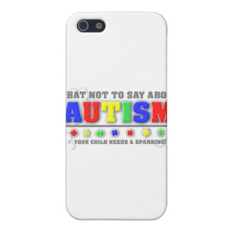 UR CHILD NEEDS A SPANKING iPhone SE/5/5s COVER