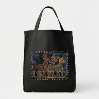 Ur, Iraq -Goats Tote Bag