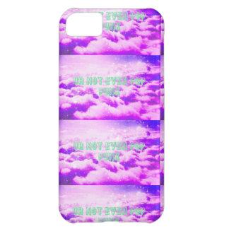 """Ur Not Even Pop Punk"" iphone Case Pastel Galaxy"
