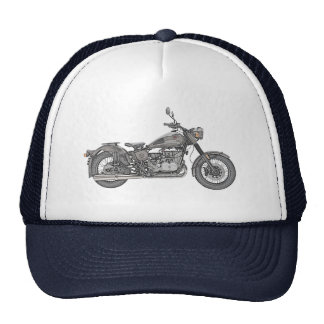Ural Motorcycle Trucker Hat