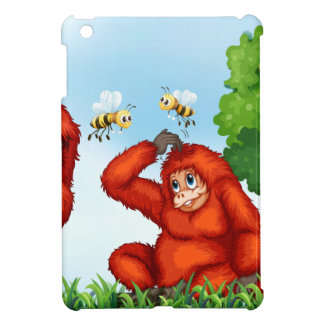 Urangutans iPad Mini Cases