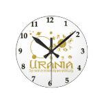 Urania Relojes De Pared