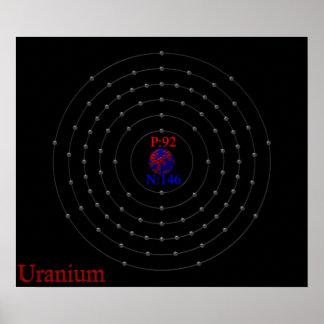 Uranio 238 póster