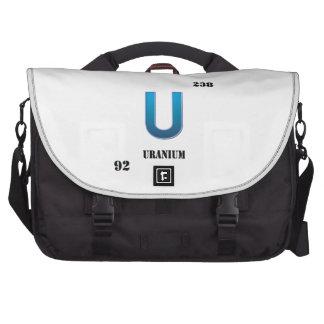uranio bolsas de ordenador