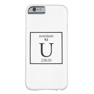 Uranium Barely There iPhone 6 Case