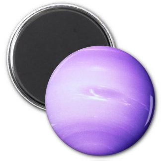 Urano Imán Para Frigorífico