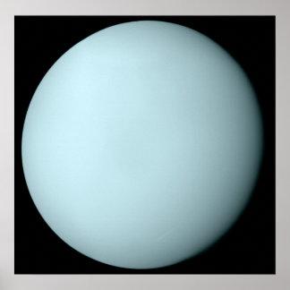 Urano Póster